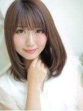 アグ ヘアー エーベル 武庫之荘店(Agu hair edel)女子度No.1☆ナチュラルセミディ
