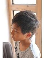 ヘア イコール(hair equal)キッズアシンメ
