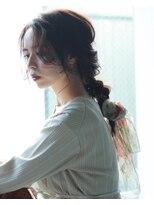 ネロリ バイ シーン(neroli by scene.)neroli 【ネロリ】【池袋 西口徒歩3分】 スカーフアレンジ