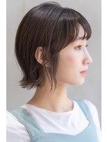 【kate】大宮 ショコラグレー×小顔ショート