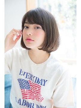 ベイルーム(BAYROOM by HONEY omotesando)【BAYROOM横浜】シースルーブラック×ピュアボブ