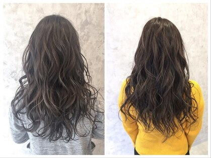 パルフェ ヘアー バイ オーク 九大学研都市(parfait hair byOAK)の写真