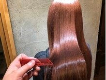 トリートメント サロン スローネ(Treatment Salon Throne)の雰囲気(髪の傷みを無くすことで、色味、艶感が大きく変わります☆)