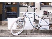 チェリッシュ(CHERISH)の雰囲気(作品は、自然光いっぱいに差し込む店内で撮りました。)