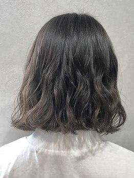 アンジェリークの写真/「仕上がりに満足◎」「思い通りの髪型が叶う!」と大好評…★初めてでも緊張しないアットホームSalon♪