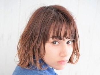 ノアパルフェ 銀座(noah parfait)の写真/ショートヘアでも女の子っぽい★TOPクラスのカット技術がプチプラで体験できる!パーマをかけても◎