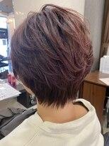 ヘア ヴィーヴル 田宮店(Hair BIVRE)ハンサムショート