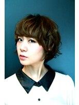 ギフト ヘアー サロン(gift hair salon)大人ショート (熊本・通町筋・上通り)
