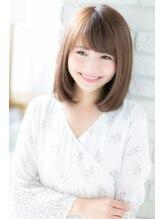 カノン(canon)【canon 下北沢】ツヤが輝く大人かわいいナチュラルストレート☆