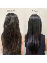 最先端の髪質改善高濃度水素ULTOWAトリートメントで憧れの美髪をあなたに