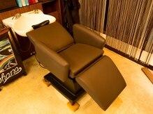 ヘアールーム オハナ(Hair room OHANA)の雰囲気(ゆったり&リラックスできるシャンプースペース。)
