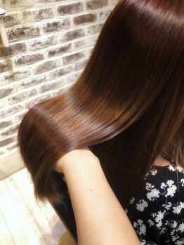 ルポ(Repos)の写真/ダメージを受けた髪を芯から美しく…。ルポヘアエステTrとは?表面から髪内部まで髪質をアップグレード☆