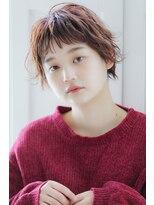 リル ヘアーデザイン(Rire hair design)【Rire-リル銀座-】エアリーキュートショート☆
