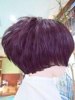 ネス(NESS)50代60代の方にオススメなグレイカラーヘアスタイル