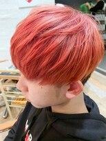 クラシコ ヘアー(CLASSICO hair)マッシュレイヤー×暖色系カラー