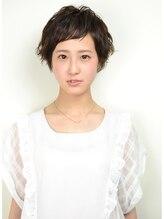ヘアデザイン エソラ(hair design esora)柔らかパーマスタイル
