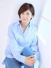 リアン(lien)大人女子☆耳かけショートボブ