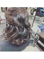 ヘアーメイクミキ 上野本店(hair make MIKI)ヘアセット