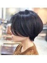 エトネ ヘアーサロン 仙台駅前(eTONe hair salon)【eTONe】25歳からのくびれショート