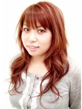 ホワッツニュー 野方店(WHAT'S NEW)の写真/《新規限定¥8700♪》繰り返しても傷みずらいカラー★ツヤ感&質感に自信あり!髪色チェンジしても艶やか☆