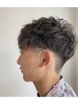 ケーオーエス(KOS beauty hair, nail & eyelash)メンズパーマ