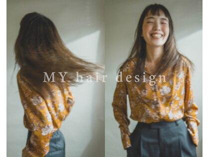 マイ ヘア デザイン(MY hair design)の写真