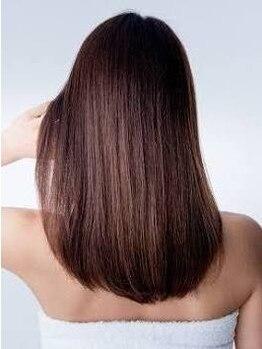 ネイヴスヘアー 香椎照葉店(Neivs Hair)の写真/話題沸騰の《髪質改善》酸熱トリートメント☆最新の美髪ケアをぜひお試しください♪毎朝のお手入れ楽々♪