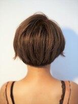 ジュール 銀座 ヘアラウンジ(Joule Hair Lounge)大人のカジュアルショートボブ [銀座]