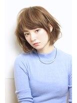 【RAG】美シルエットふわボブbyKoyama