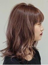 グラムスヘアーラウンジジャパン 自由が丘(glams Hair Lounge JAPAN)PINK