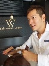 ヘアデザイン ダブル(hair design Double)山本 明