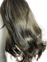 レジスタヘアーワークス (REGISTA hair works)ミントグレージュ