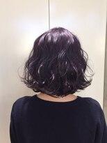 【lavender blue】ダブルカラーカラーリスト田中