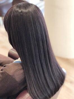 シエル ハーバーランド umie店(CIEL)の写真/髪質改善に特化した【最新トリートメント】TOKIO取扱店!!ひどく傷んだ髪も潤いのあるツヤツヤの美髪に…♪
