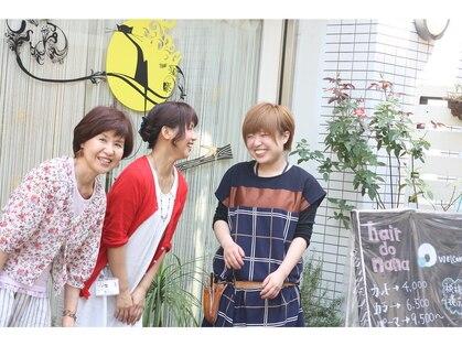 ヘアードゥナナ(hair do nana)の写真