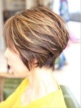 ヘアー アンド ビューティー ザ エフ 西尾店(Hair Beauty the F)