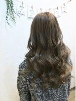 ヘアーデザイン アコースティック(Hair Design ACOUSTIC)外国人風カラー