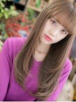 *+COVER HAIR+*…甘辛MIX♪大人かわいいアンニュイロングc