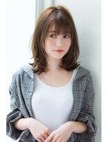 アンアミ オモテサンドウ(Un ami omotesando)【Un ami】 松井幸裕 小顔リラックスミディー