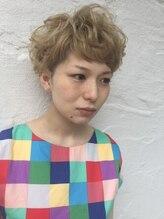 ヘアーサロン ライラ(hair salon Laila)外国人風マッシュベリー