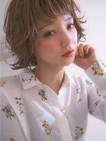 マイ ヘア デザイン(MY hair design)MY hair design 外ハネ濡れ髪ショートボブ 堀研太