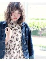 リリィ ヘアデザイン(LiLy hair design)LiLy hair design ◇ グレーアッシュミディアム