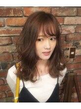 スウィーティーヘアー(swee tee × hair)swee-tee×hair外国人風ミディアム
