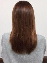ヘアー ローズ(hair ROSE)ロングストレートスタイル