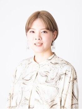 カミオナイン(KAMIO 9)の写真/【7月デビュー!】ナチュラルで可愛いスタイルが得意*カウンセリングを大切にしてくれる《丁舟史歩》♪
