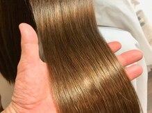 美髪の改善専門店ラルーチェ(La Luce)の雰囲気(7つの薬剤を贅沢に使用する【超修復ヤバやばトリートメント】)