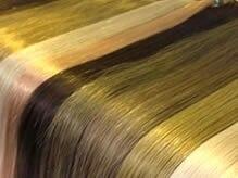 ヘアーバンブー(Hair Banbu)の雰囲気(豊富なエクステからお選びください。※赤青など濃い色は応相談。)