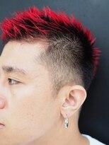赤い坊主◆