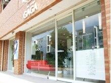 ヘアラウンジガガ(Hair Lounge GAGA)の雰囲気(東大和市駅から徒歩5分の好立地です。)