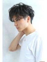 【Blanc/広島】ツーブロック/クラウドマッシュ/サイド